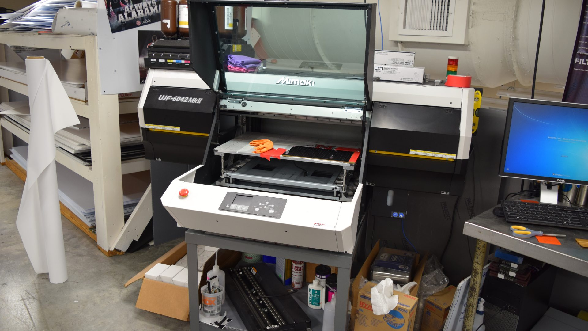 Printing – Printing Services | The University of Alabama
